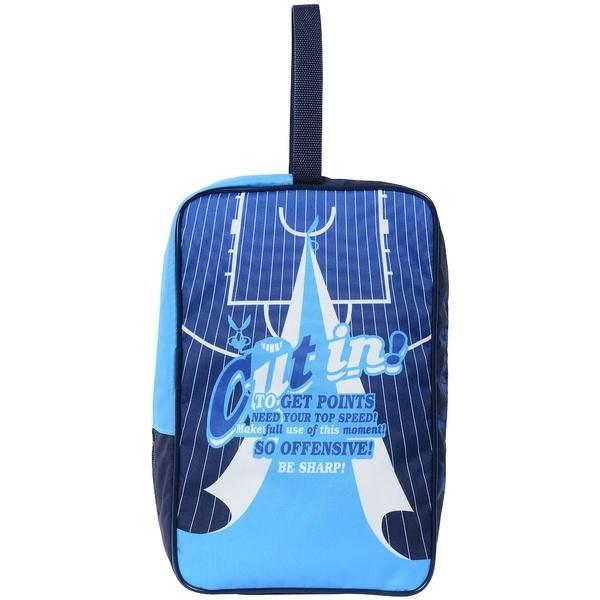 TEAMFIVE(チームファイブ)バスケットボール シューズアクセサリー TEAMFIVE 昇華シューズケース ASC-36 「カット・イン!」 ASC-3610 ブルー