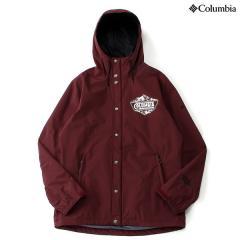 (セール)(送料無料)Columbia(コロンビア)ウインター メンズボードウェア ストーンズリッジ?ジャケット PM5509-521 メンズ ELDERBERRY