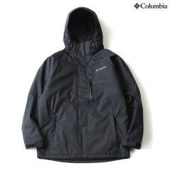(送料無料)Columbia(コロンビア)ウインター メンズボードウェア アルパインアクションジャケット WE1058-010 メンズ BLACK