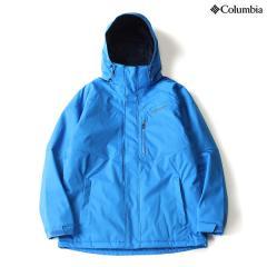 (送料無料)Columbia(コロンビア)ウインター メンズボードウェア アルパインアクションジャケット WE1058-438 メンズ SUPER BLUE