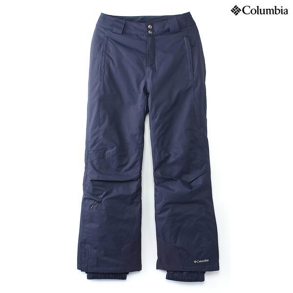(セール)(送料無料)Columbia(コロンビア)ウインター レディースボードウェア バガブーオムニヒートパンツ WR1068-591 レディース NOCTURNAL