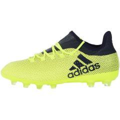 (送料無料)adidas(アディダス)サッカー スパイク エックス 17.2-ジャパン HG CEJ00 BY9537 メンズ ソーラーイエロー/レジェンドインクF17/レジェンドインクF17