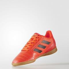 (送料無料)adidas(アディダス)サッカー ジュニアフットサル インドア エース タンゴ 17.4 サラ J CDE07 BY1987 ボーイズ ソーラーオレンジ/コアブラック/ソーラーレッド