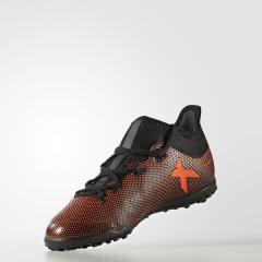 (送料無料)adidas(アディダス)サッカー ジュニアターフ エックス タンゴ 17.3 TF J DWF12 CG3734 ボーイズ コアブラック/ソーラーレッド/ソーラーオレンジ