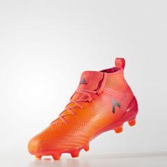 (送料無料)adidas(アディダス)サッカー スパイク エース 17.1-ジャパン プライムニット HG CCZ25 S77046 メンズ ソーラーオレンジ/コアブラック/ソーラーレッド