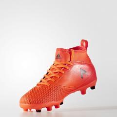 (送料無料)adidas(アディダス)サッカー ジュニアスパイク エース 17.3-ジャパン HG J CCZ46 S77074 ボーイズ ソーラーオレンジ/コアブラック/ソーラーレッド