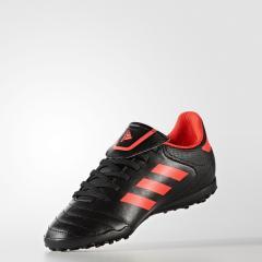 adidas(アディダス)サッカー ジュニアターフ コパ 17.4 TF J CCZ93 S77160 ボーイズ コアブラック/ソーラーレッド/ソーラーレッド