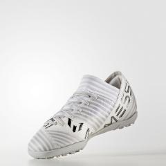 (送料無料)adidas(アディダス)サッカー ジュニアターフ ネメシス メッシ タンゴ 17.3 TF J CEH85 S77197 ボーイズ ランニングホワイト/ソーラーオレンジ/コアブラック