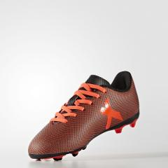 adidas(アディダス)サッカー ジュニアスパイク エックス 17.4 AI1 J CCY38 S82403 ボーイズ コアブラック/ソーラーレッド/ソーラーオレンジ