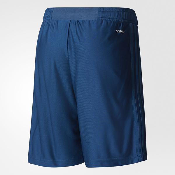 (セール)adidas(アディダス)サッカー 海外クラブ ナショナルチーム KIDSユベントス トレーニング ショーツ BVN31 B39748 ボーイズ ブルーナイトF17/ホワイト