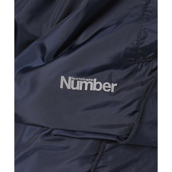 (セール)Number(ナンバー)レディーススポーツウェア ウインドアップパンツ NUMBERウインドパンツ NB-F17-306-021 レディース ネイビー