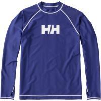 (送料無料)HELLY HANSEN(ヘリーハンセン)サマー レジャー メンズラッシュガード L/S RASHGUARD HE81716 メンズ BB