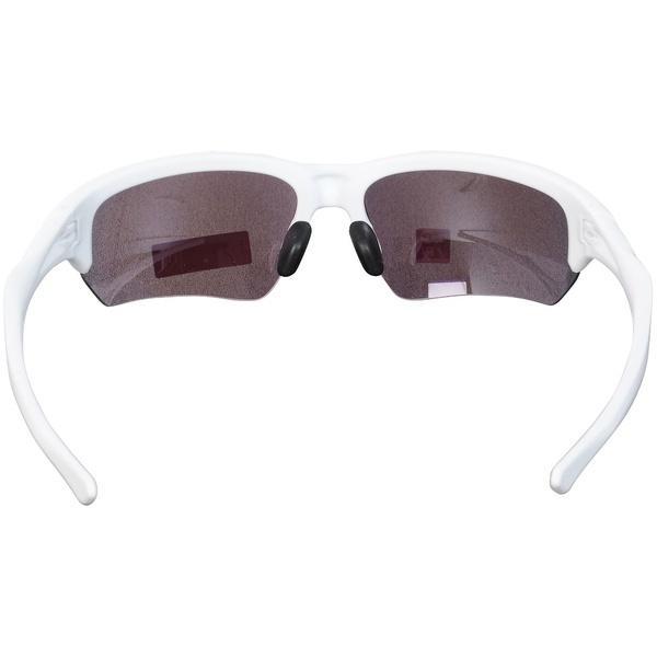 (送料無料)OAKLEY(オークリー)ランニング サングラス FLAK BETA (A) MATTE WHITE W/ PRIZM ROAD 0OO9372 93720665 MATTE WHITE