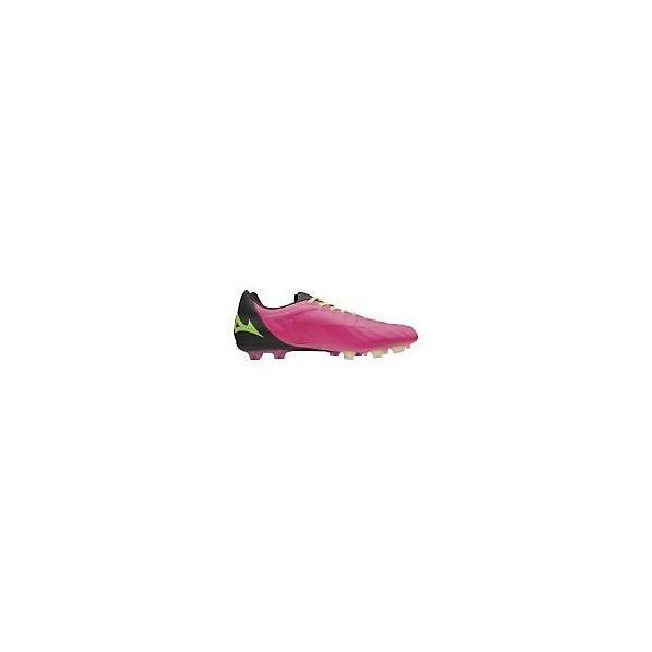 (送料無料)MIZUNO(ミズノ)サッカー スパイク REBULA V1 P1GA178164 メンズ ピンクxブラックxライトグリーン