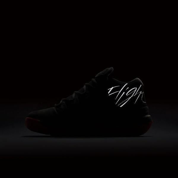 (セール)(送料無料)NIKE(ナイキ)バスケットボール ジュニア シューズ ジョーダン スーパー.フライ 6 BG 921208-024 ボーイズ ブラック/ブラック/インフラレッド23