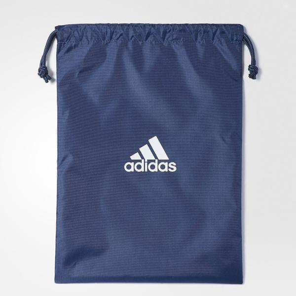 (セール)adidas(アディダス)スポーツアクセサリー ナップサック EPS シューズサック DRM73 CD4772 NS ミステリーブルー S17