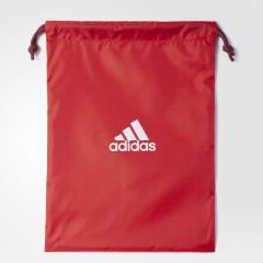 adidas(アディダス)スポーツアクセサリー ナップサック EPS シューズサック DRM73 CD4773 NS スカーレット