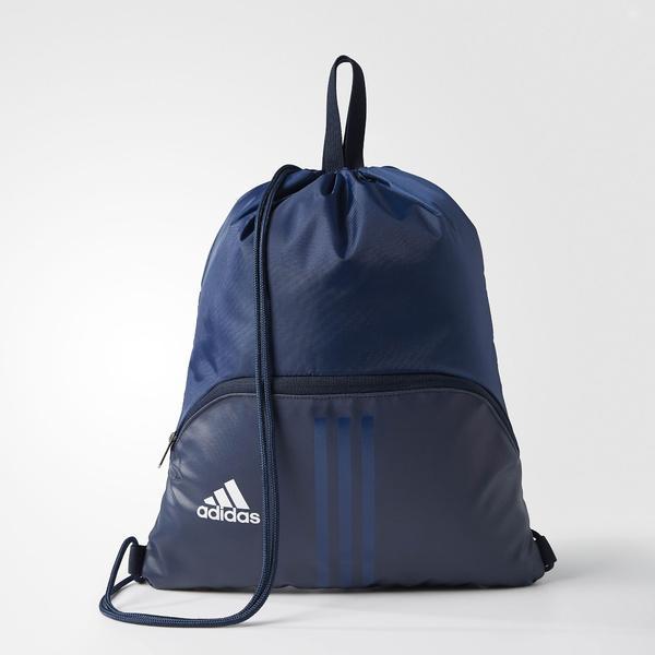(セール)adidas(アディダス)スポーツアクセサリー ナップサック EPS ジムバッグ DUD40 CF5299 NS ミステリーブルー S17
