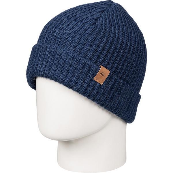 (セール)QUIKSILVER(クイックシルバー)ウインター ビーニー ニット帽子 ヘッドアクセ 17QS HEADWEAR EQYHA03066 メンズ F BSW0