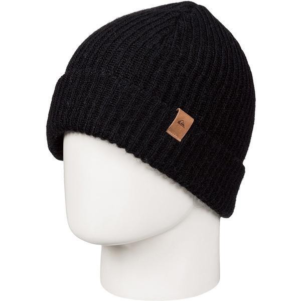 (セール)QUIKSILVER(クイックシルバー)ウインター ビーニー ニット帽子 ヘッドアクセ 17QS HEADWEAR EQYHA03066 メンズ F KVJ0