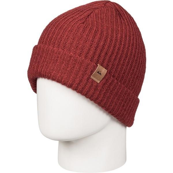 (セール)QUIKSILVER(クイックシルバー)ウインター ビーニー ニット帽子 ヘッドアクセ 17QS HEADWEAR EQYHA03066 メンズ F RQP0