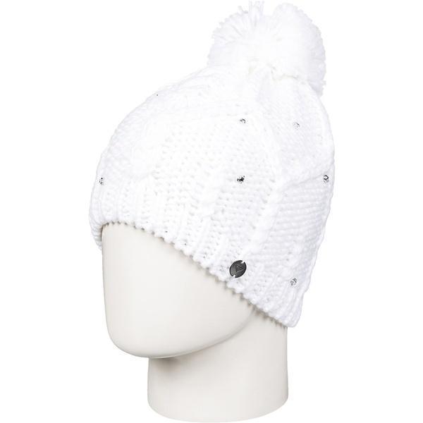 (セール)ROXY(ロキシー)ウインター ビーニー ニット帽子 ヘッドアクセ 17RX HEADWEAR ERJHA03291 レディース F WBB0