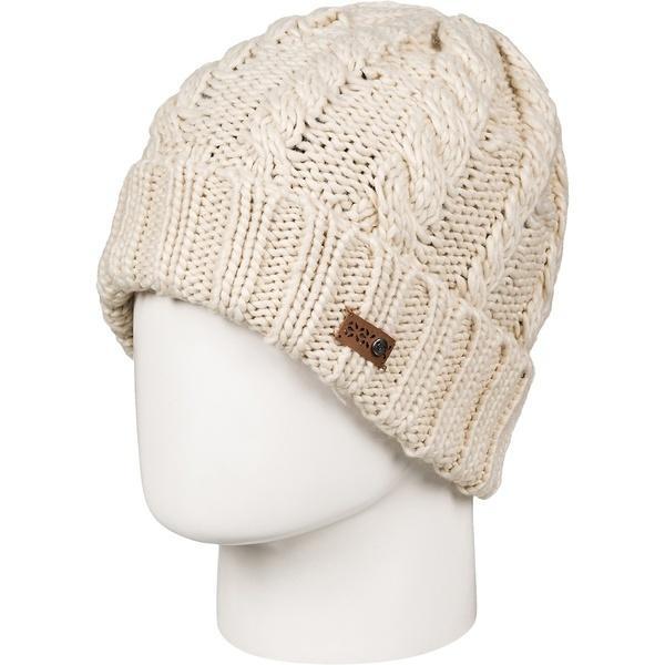 (セール)ROXY(ロキシー)ウインター ビーニー ニット帽子 ヘッドアクセ 17RX HEADWEAR ERJHA03295 レディース F TEE0