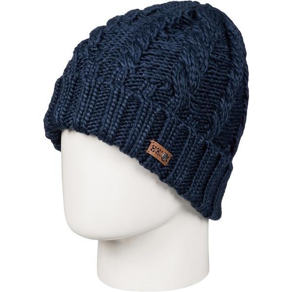 (セール)ROXY(ロキシー)ウインター ビーニー ニット帽子 ヘッドアクセ 17RX HEADWEAR ERJHA03295 レディース F BTN0