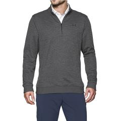 (セール)(送料無料)UNDER ARMOUR(アンダーアーマー)ゴルフ その他トップス UA STORM SF NOVELTY 1/4 ZIP 1303994 メンズ TRUE GRAY HEATHER/TRUE GRAY HEATHER/RHINO GRAY