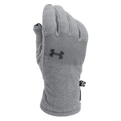 UNDER ARMOUR(アンダーアーマー)スポーツアクセサリー 手袋 UA SURVIVOR FLEECE GLOVE 2.0 1300833 040 メンズ GRAPHITE/GRAPHITE/BLACK