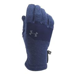 (セール)UNDER ARMOUR(アンダーアーマー)スポーツアクセサリー 手袋 UA SURVIVOR FLEECE GLOVE 2.0 1300833 410 メンズ MIDNIGHT NAVY/MIDNIGHT NAVY/GRAPHITE