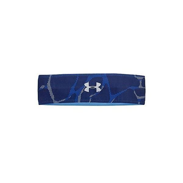 (セール)UNDER ARMOUR(アンダーアーマー)スポーツアクセサリー その他バッグ UA PERFECT HEADBAND 2.0 1291067 410 レディース ONESIZE MIDNIGHT NAVY/LAPIS BLUE/METALLIC SILVER