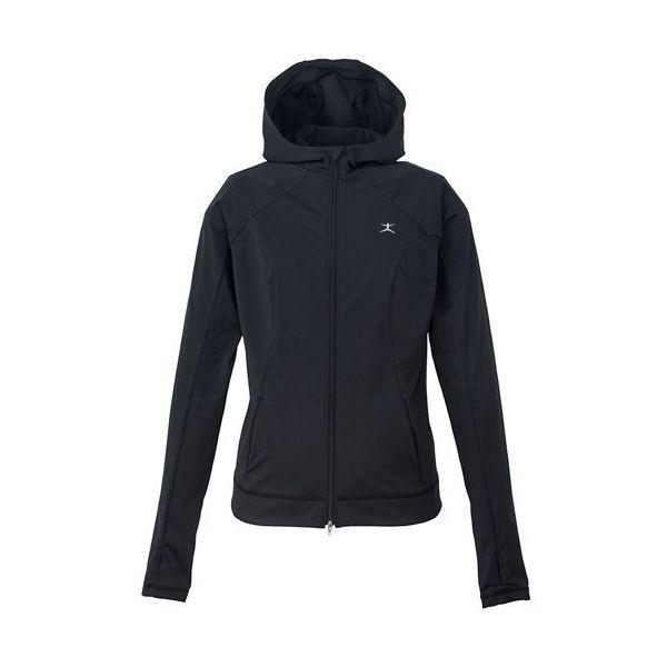 (送料無料)DANSKIN(ダンスキン)レディーススポーツウェア ワークアウトTシャツ TOPS UV SMOOTH フーディ DB57214 レディース K