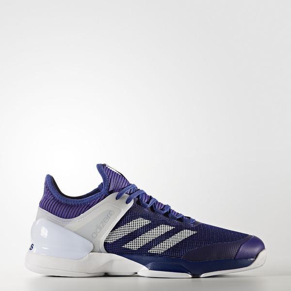 (送料無料)adidas(アディダス)テニス バドミントン オールコート ADIZERO UBERSONIC 2 AC DWI31 CG3084 メンズ ミステリーインクF17/ランニングホワイト/エナジーインクF17