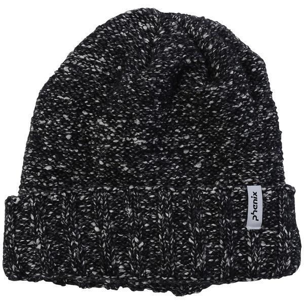 (セール)Phenix(フェニックス)ウインター ビーニー ニット帽子 ヘッドアクセ WINDING DOUBLE WATCH CAP PS778HW38 メンズ F BKWT