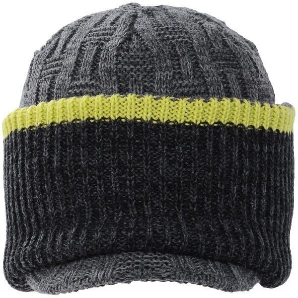 (セール)Phenix(フェニックス)ウインター ビーニー ニット帽子 ヘッドアクセ BLIZZARD 2-WAY BRIM WATCH CAP PS778HW36 メンズ F CG