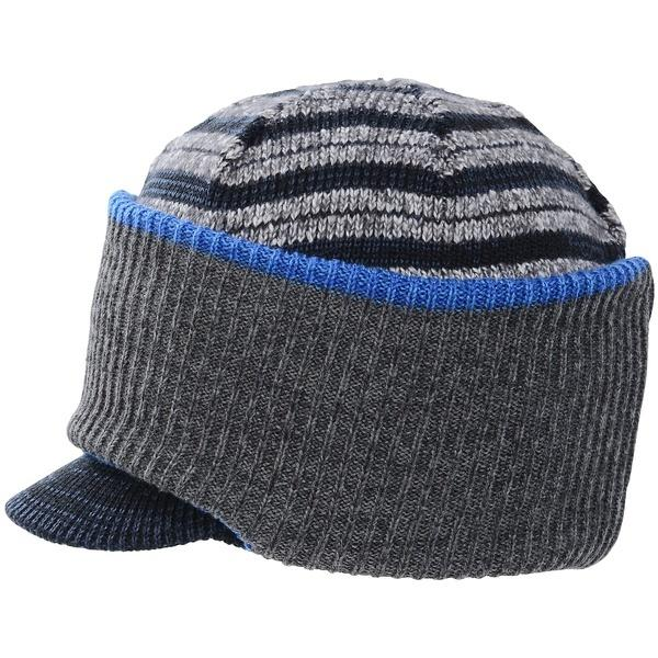 Phenix(フェニックス)ウインター ジュニア帽子 ヘッドアクセ TRICK 2-WAY BOYS BRIM CAP PS7G8HW83 ボーイズ JF BK