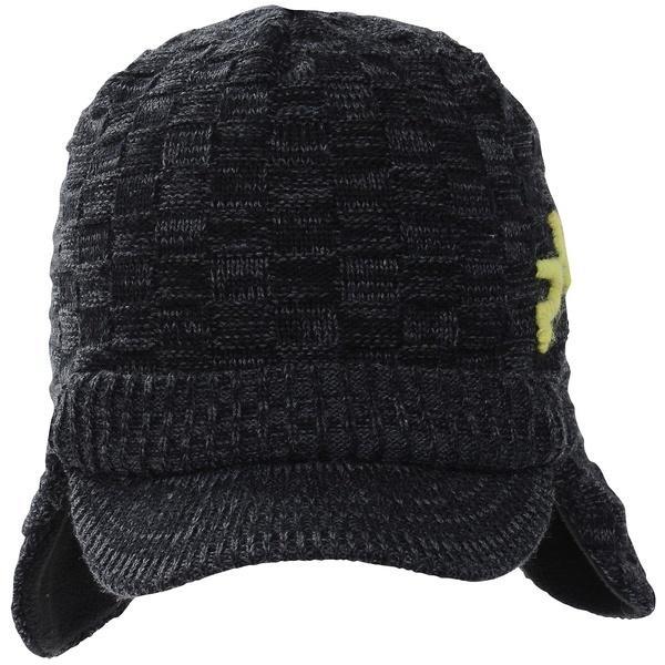 Phenix(フェニックス)ウインター ジュニア帽子 ヘッドアクセ MASKMAN BOYS EARFLAP BEANIE PS7G8HW86 ボーイズ JF BK