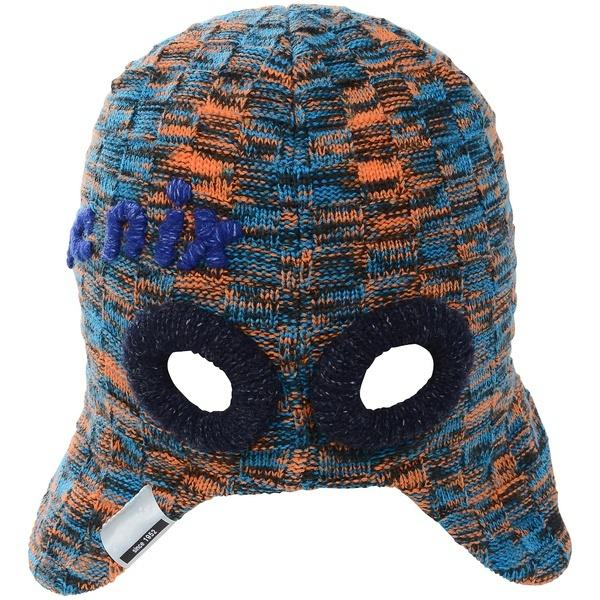 Phenix(フェニックス)ウインター ジュニア帽子 ヘッドアクセ MASKMAN BOYS EARFLAP BEANIE PS7G8HW86 ボーイズ JF BL
