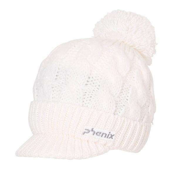 Phenix(フェニックス)ウインター ジュニア帽子 ヘッドアクセ MIXED GIRLS CASQUETTE PS7H8HW98 ガールズ JF WT
