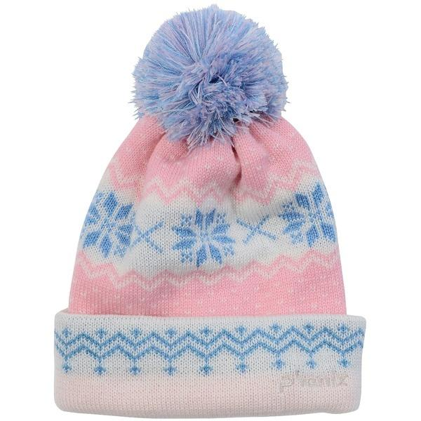 Phenix(フェニックス)ウインター ジュニア帽子 ヘッドアクセ SNOW CRYSTAL GIRLS WATCH CAP PS7H8HW96 ガールズ JF LP
