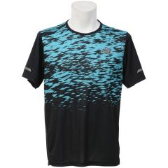 New Balance(ニューバランス)ランニング メンズ半袖Tシャツ NB HANZO クイックドライTシャツ JMTR7101PIS メンズ パイシス