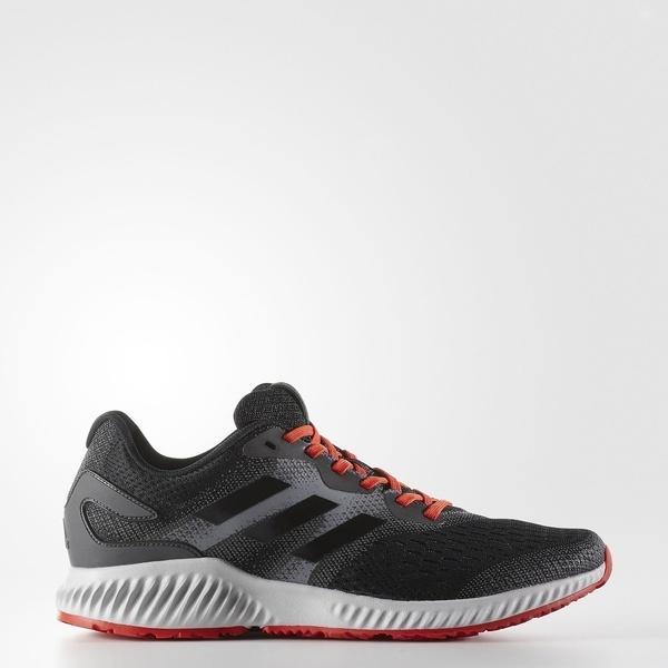 (セール)(送料無料)adidas(アディダス)ランニング メンズランニングシューズ AERO BOUNCE GTR48 BW0282 メンズ コアブラック/コアブラック/コアレッド S17