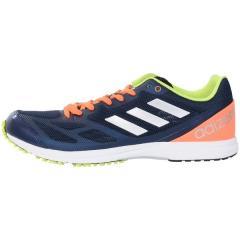 (送料無料)adidas(アディダス)ランニング メンズチャレンジランナーシューズ ADIZERO FEATHER RK 2 CDA57 BB6444 ネイビー/ホワイト/ソーラー/オレンジ