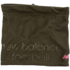 New Balance(ニューバランス)サッカー アパレルアクセサリー ネックウォーマー JAOF7865MKG OSZ ミリタリーダーク トリンプグリーン
