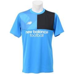 New Balance(ニューバランス)サッカー 半袖プラクティスシャツ プラクティスシャツ JMTF7812BTL メンズ ボルト