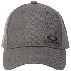 OAKLEY(オークリー)スポーツアクセサリー 帽子 LOCKUP CAP 911899JP-20Q DARK HEATHER GREY