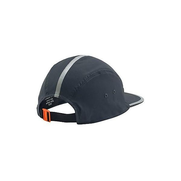 (セール)UNDER ARMOUR(アンダーアーマー)ランニング キャップ UA MT RUN CREW CAP 1298450 メンズ ONESIZE STEALTH GRAY / BLACK / SILVER