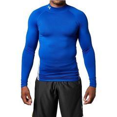 (送料無料)UNDER ARMOUR(アンダーアーマー)サッカー インナーシャツ UA COLDGEAR ARMOUR LS MOCK 1305944 メンズ RYL