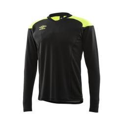UMBRO(アンブロ)サッカー ジュニアインナーシャツ JR.FLEXUM-PP L/Sシャツ UBA9745JL BLK ボーイズ BLK